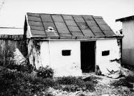 derelict hut