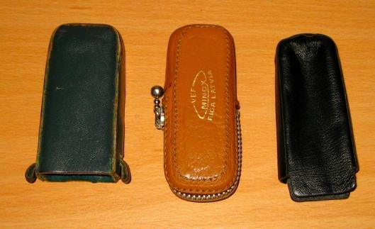 Minox cases