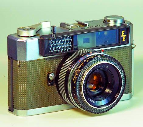 Olympus Auto II camera