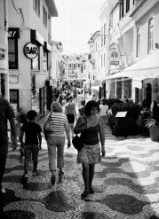 Shopping spree in Cascais-Portugal