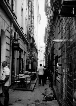 Slumming in Italy