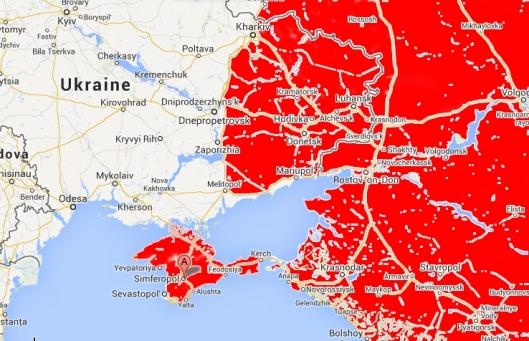 red ukraine