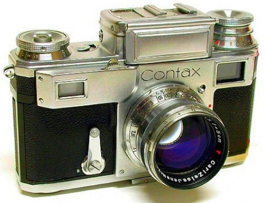 Contax_III_new_from_factory