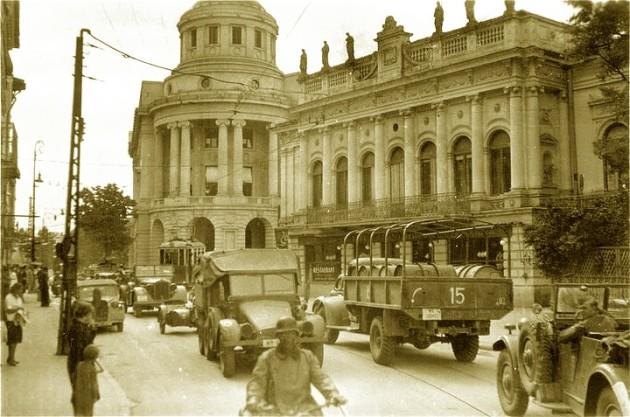 Iasi universitate 1942