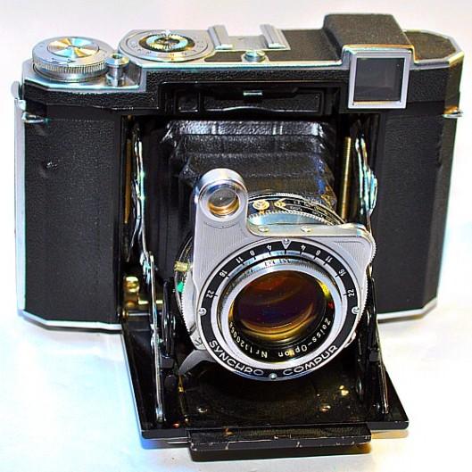 Zeiss Ikon Super Ikonta 532-16