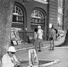 Street sale Varna