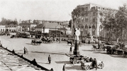 old-interwar-bucharest-romania-bucurestiul-interbelic-poze-romanian-men-women-street