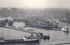 Portul Constanta. Vedere aeriana